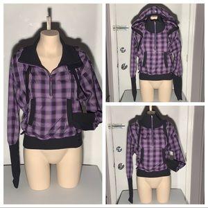 🦄 Lululemon Run: Reflection Pullover Jacket